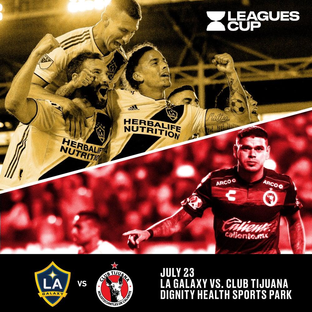More Info for Leagues Cup: LA Galaxy vs. Club Tijuana