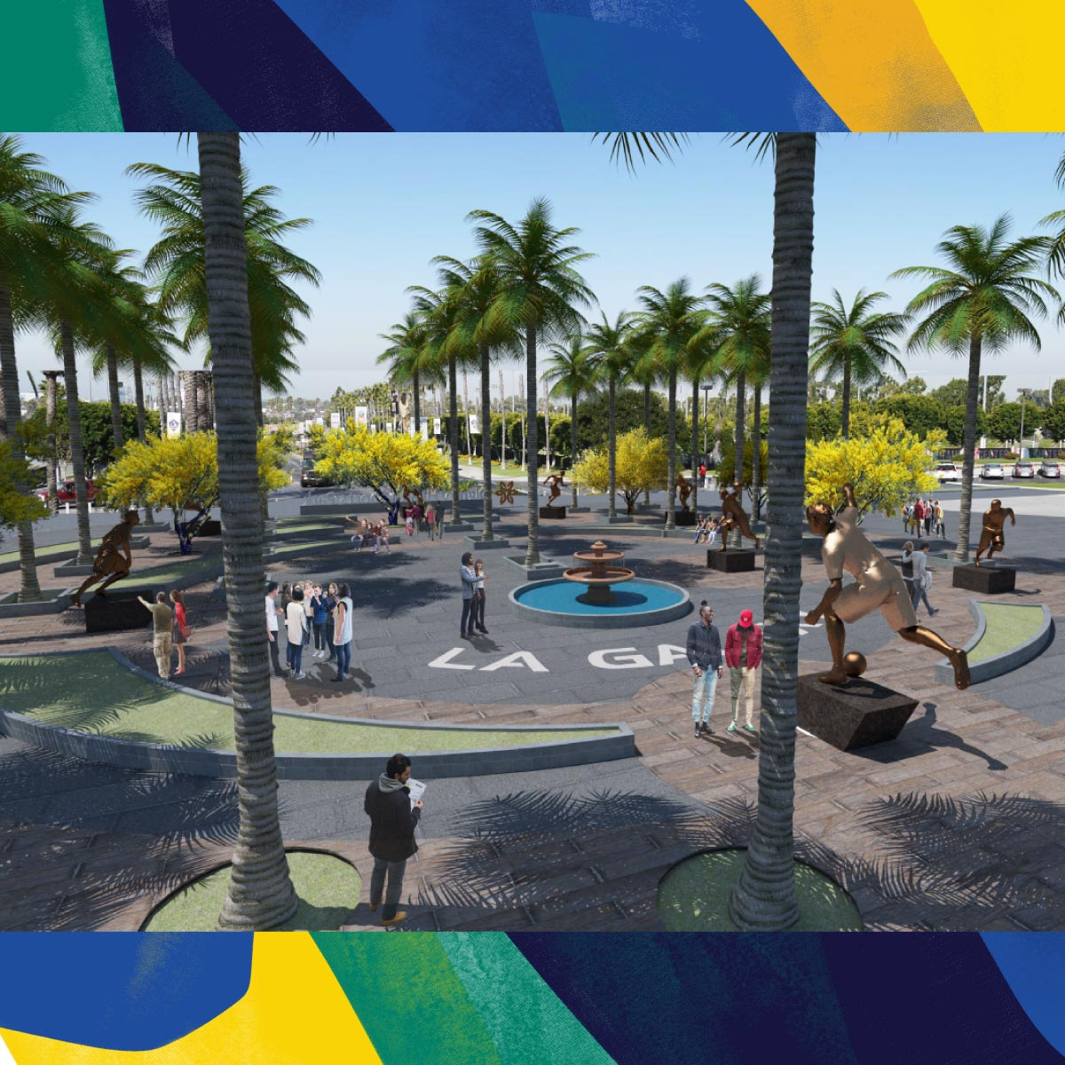 More Info for LA Galaxy and Dignity Health Sports Park announce creation of Legends Plaza