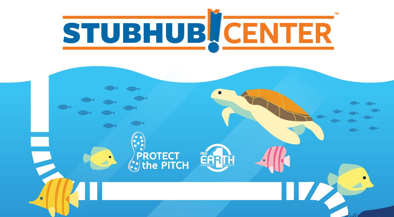More Info for StubHub Center commits to reduce plastic straw consumption