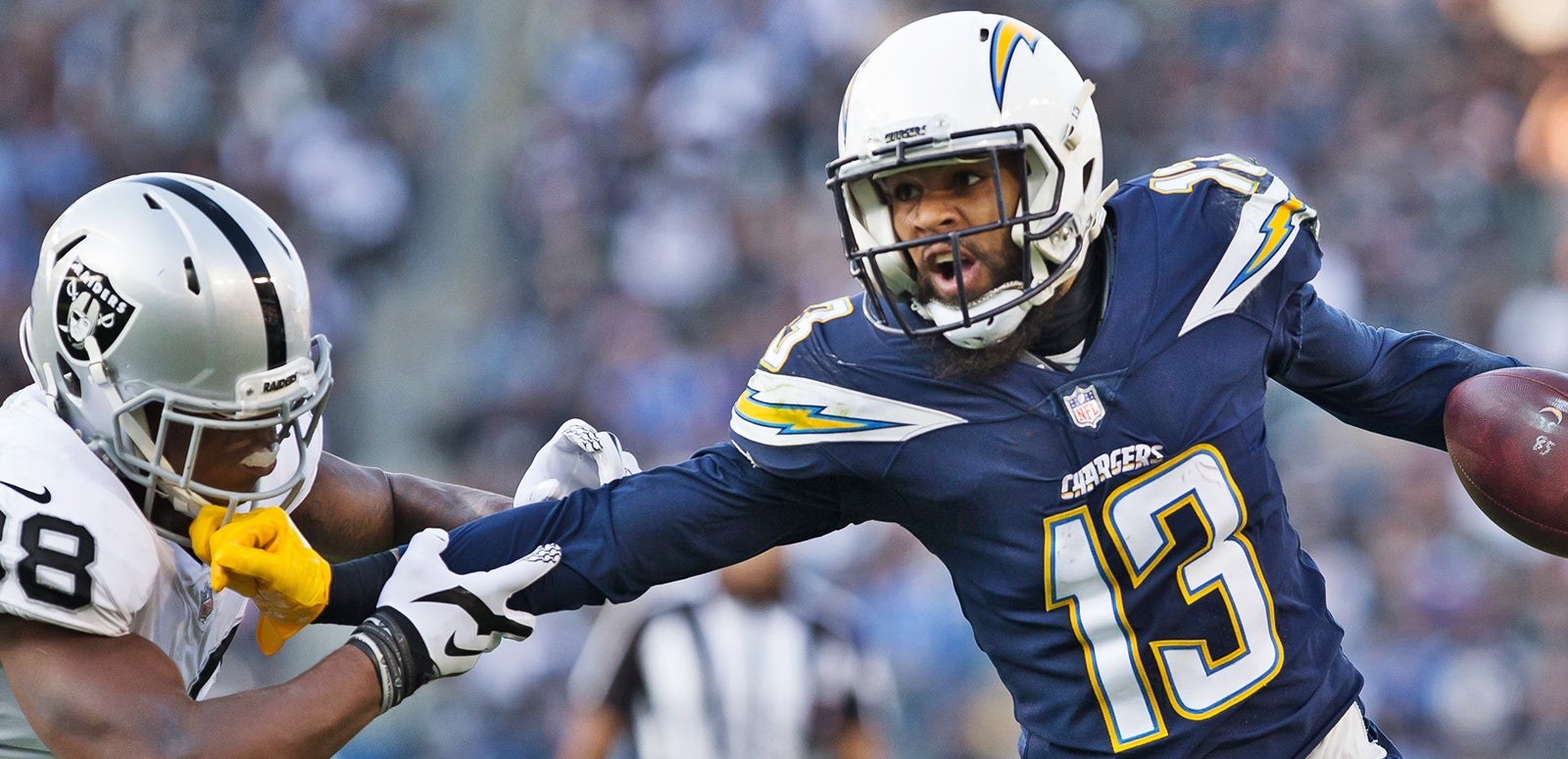 NFL: Los Angeles Chargers vs. Oakland Raiders