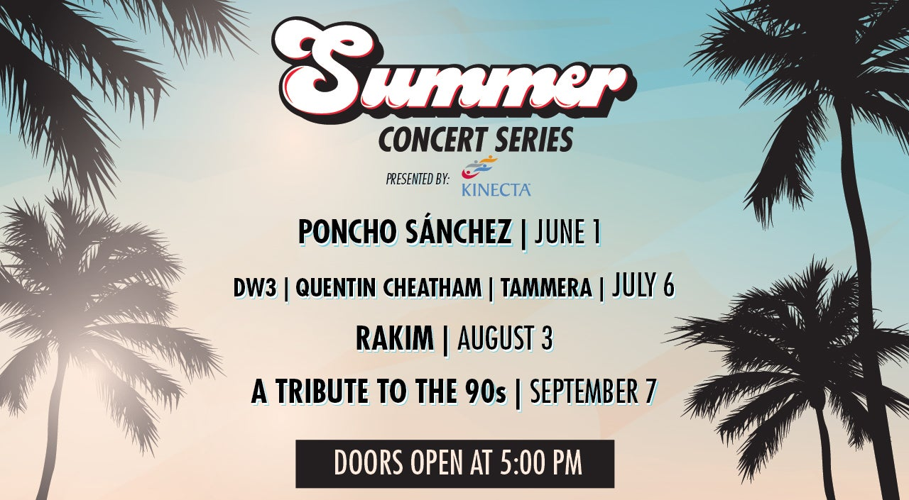 More Info for Poncho Sánchez | Summer Concert Series