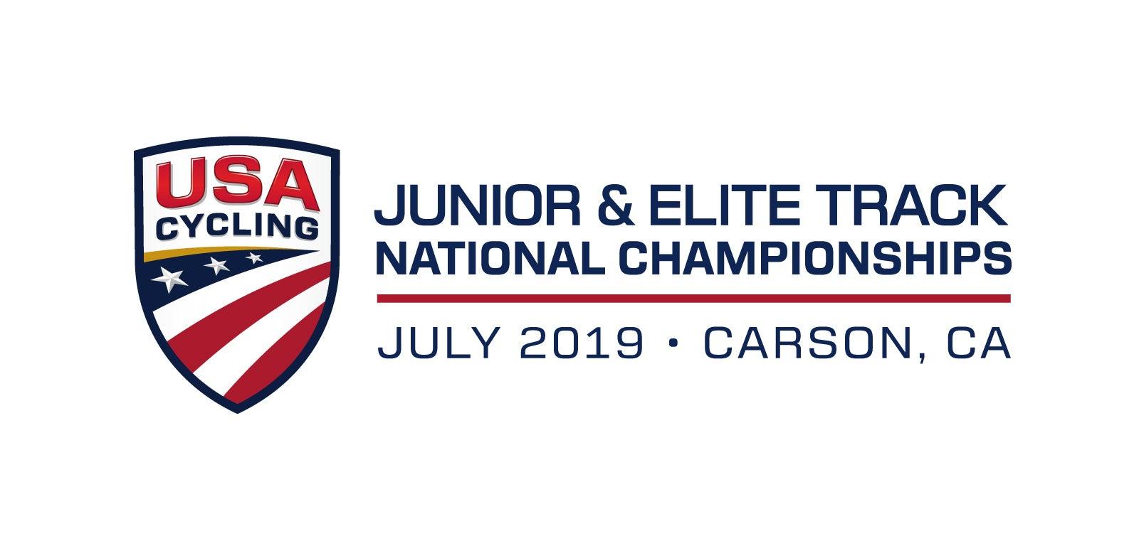 2019 USA Cycling Elite Track National Championships