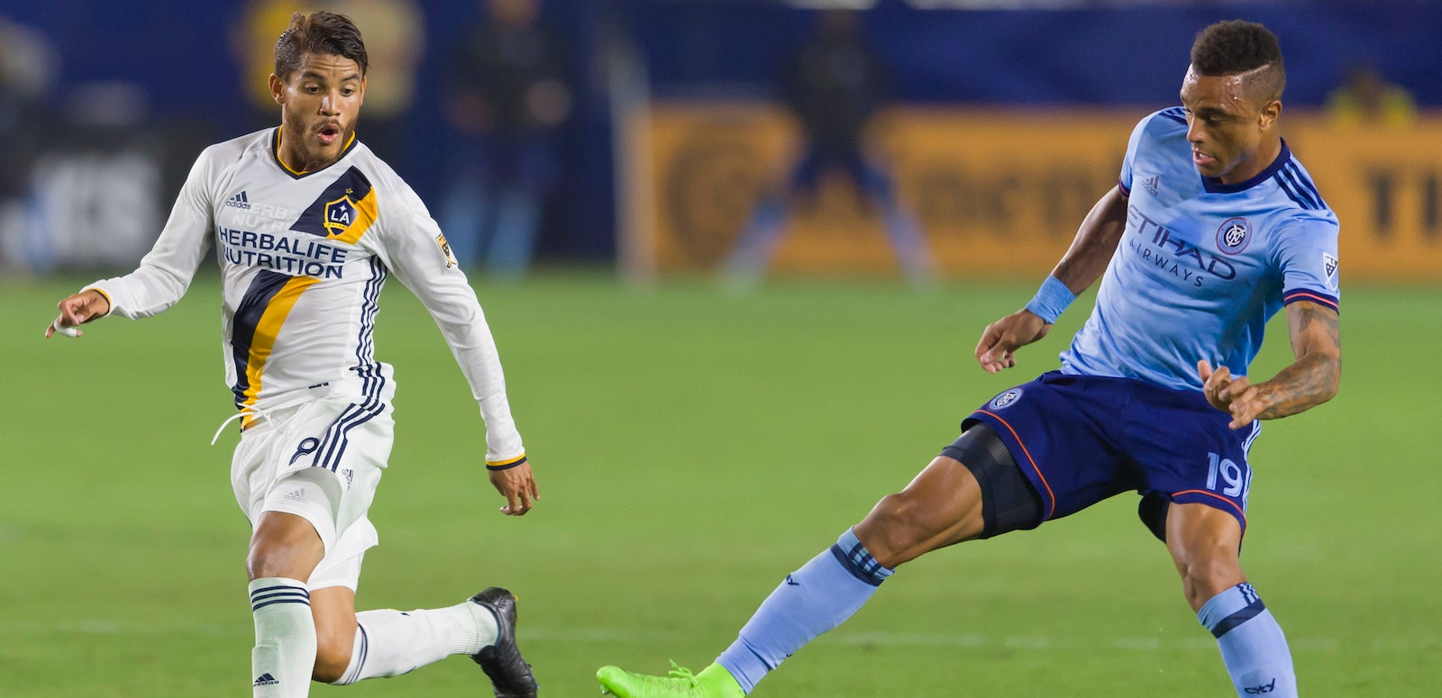 LA Galaxy vs. New York City FC