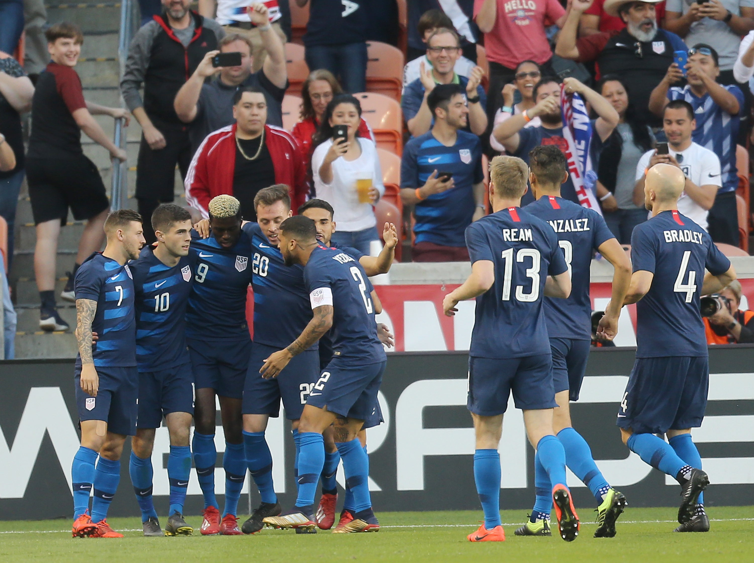 More Info for Dignity Health Sports Park to Host U.S. Men's National Team vs. Costa Rica on Feb. 1