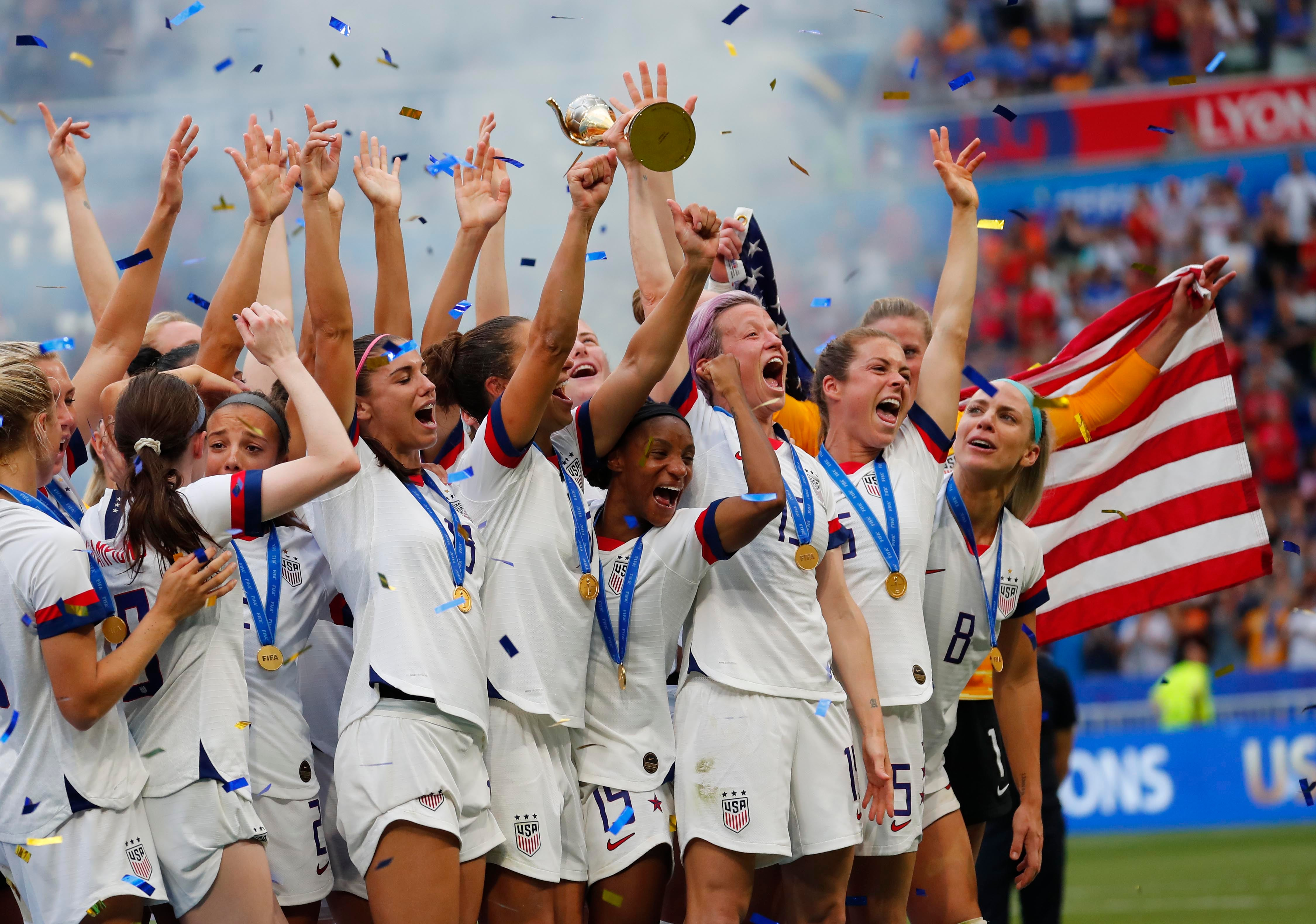 More Info for Tickets On Sale Now for 2020 Concacaf Women's Olympic Qualifying Tournament, with Semifinal and Final Held at Dignity Health Sports Park