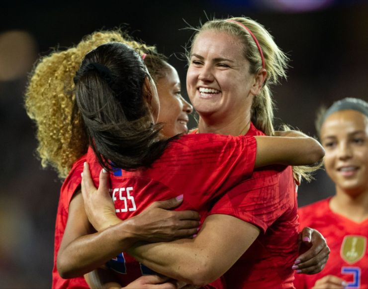 More Info for Matchups set for 2020 Concacaf Women's Olympic Qualifying Semifinals in Los Angeles