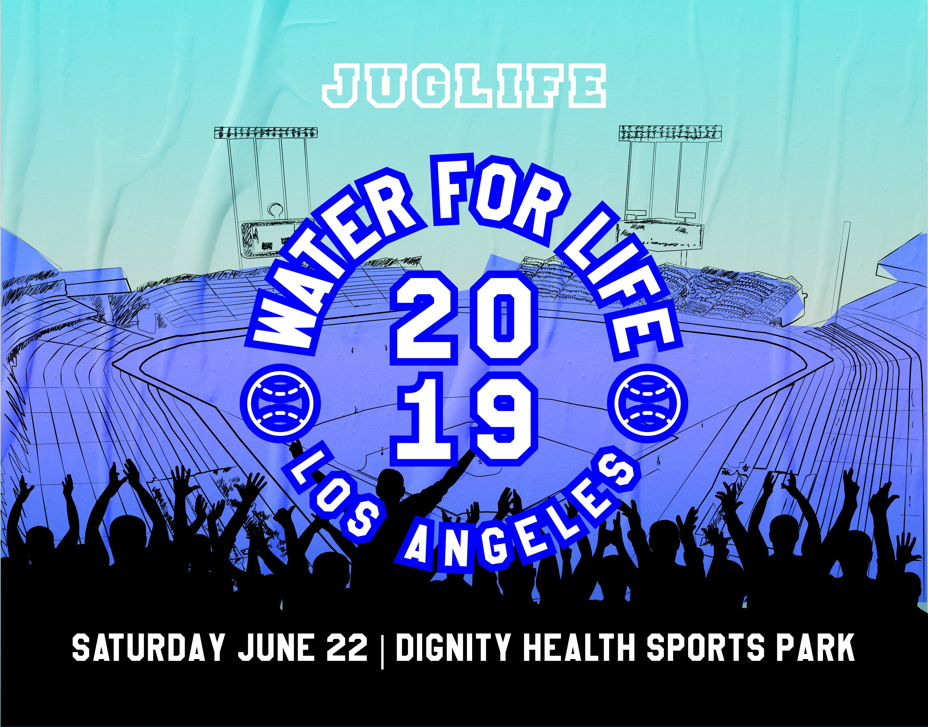 More Info for 5th Annual Juglife Foundation Water For Life Charity Softball Game