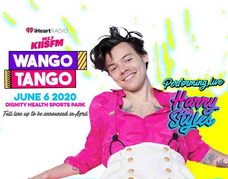 More Info for Dignity Health Sports Park to Host iHeartRadio KIIS FM Wango Tango 2020 on Saturday, June 6