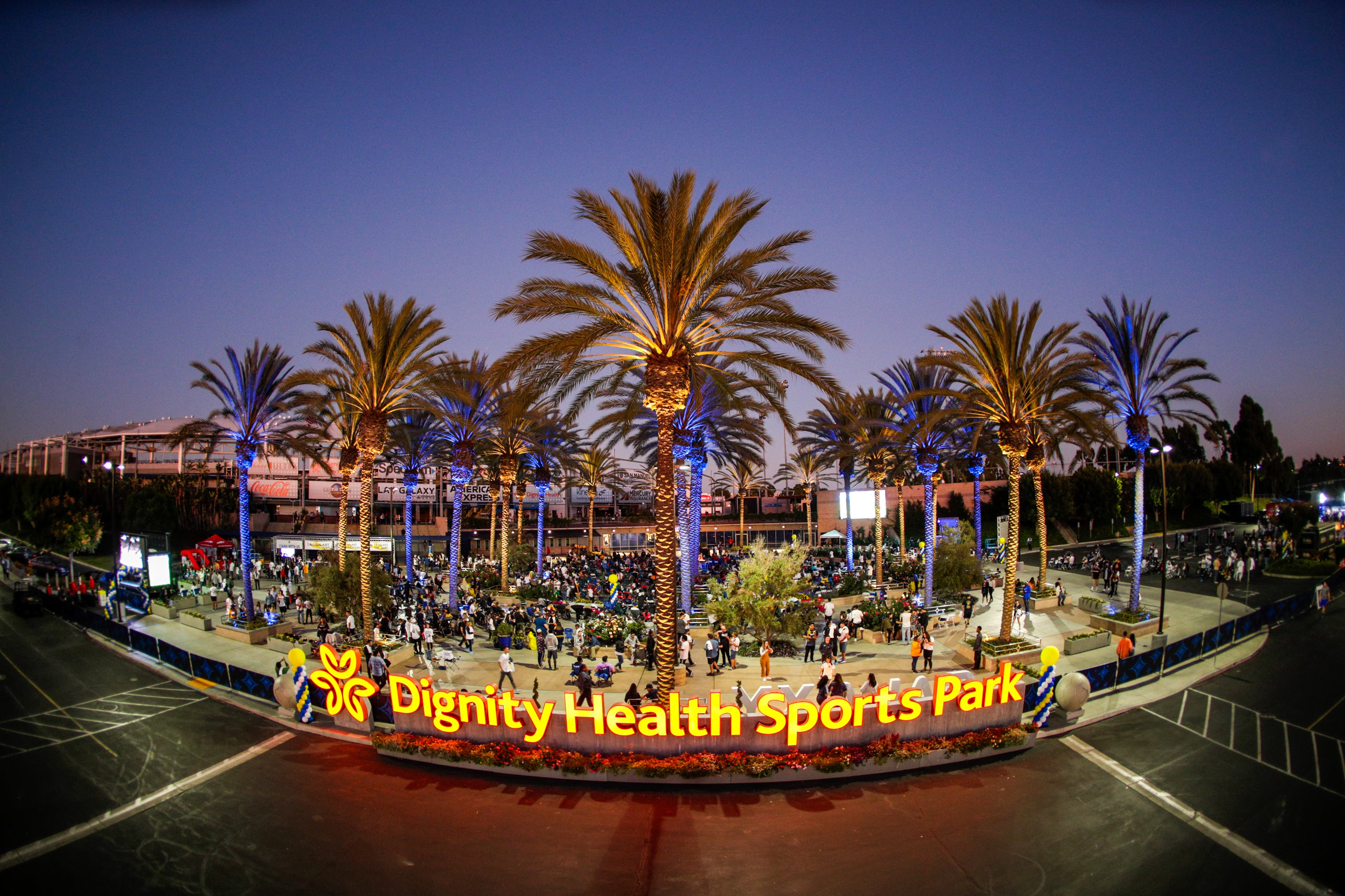 Special Events | Dignity Health Sports Park
