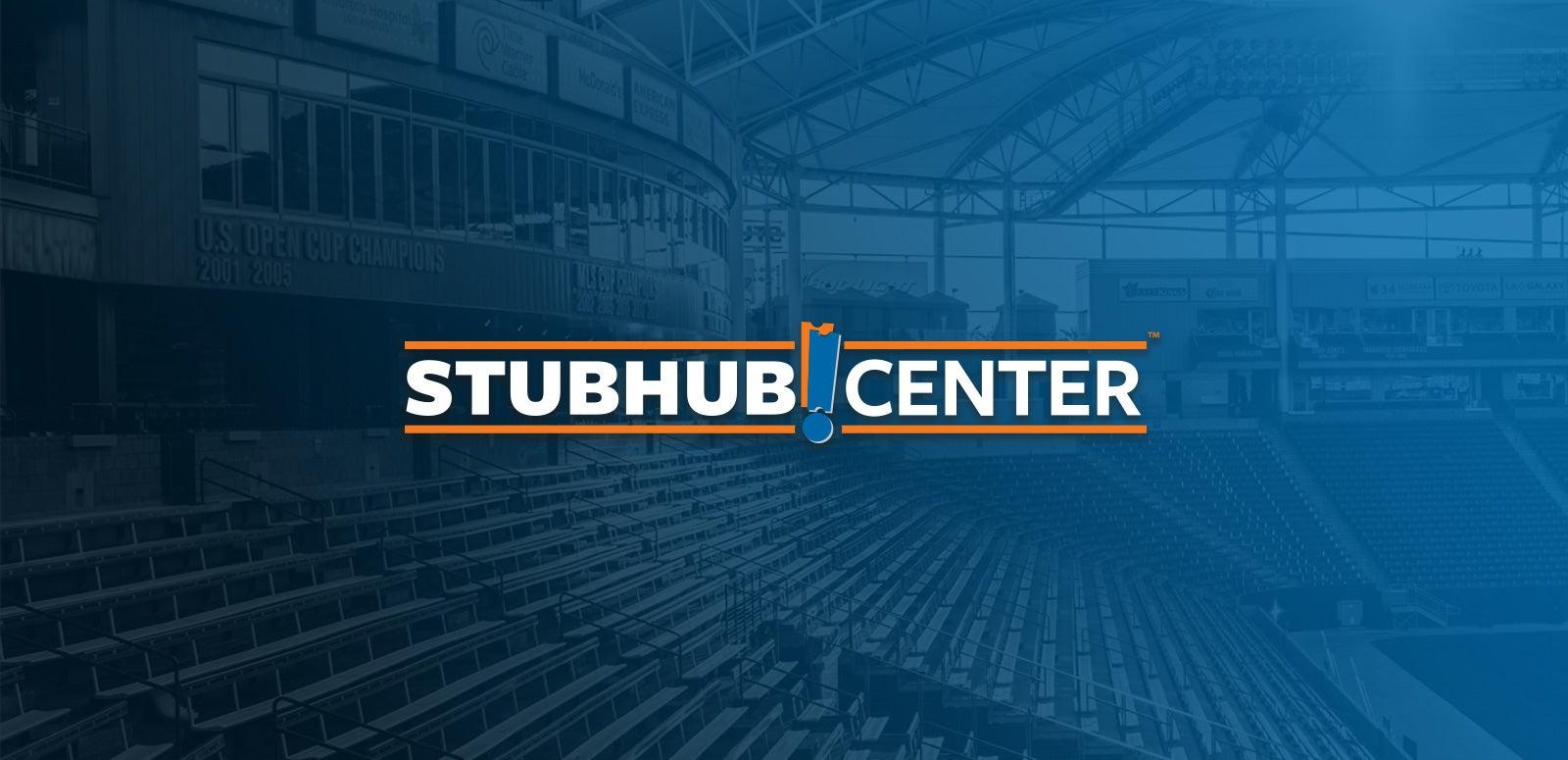 Events Stubhub Center