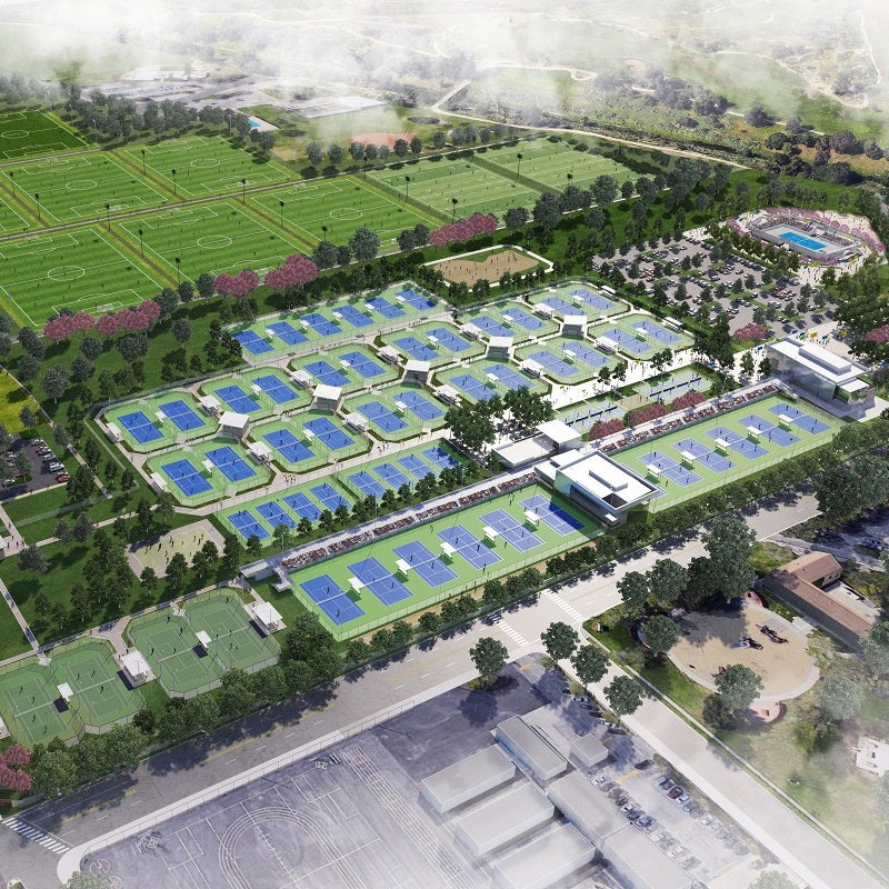World-class partners team up as part of landmark sports and academic complex planned for L.A.