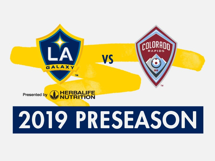 More Info for MLS Preseason: LA Galaxy vs. Colorado Rapids