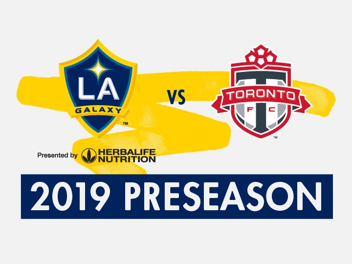 More Info for MLS Preseason: LA Galaxy vs. Toronto FC