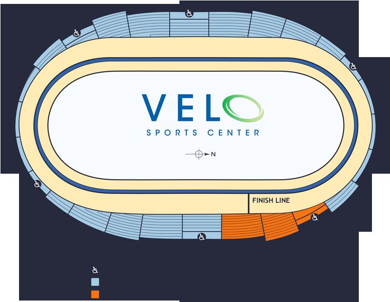 Velodrome | Dignity Health Sports Park