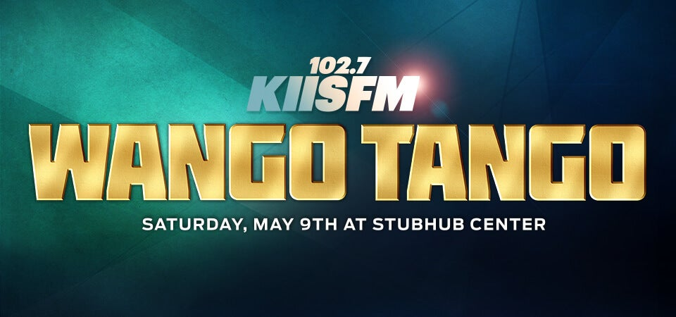Kiis Fm S Wango Tango Concert At Stubhub Center On May 9th